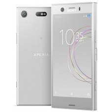 Sony Xperia XZ1 Compact Single SIM - Silver