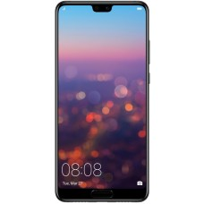 Huawei P20 Lite 4GB/64GB Single SIM - Black
